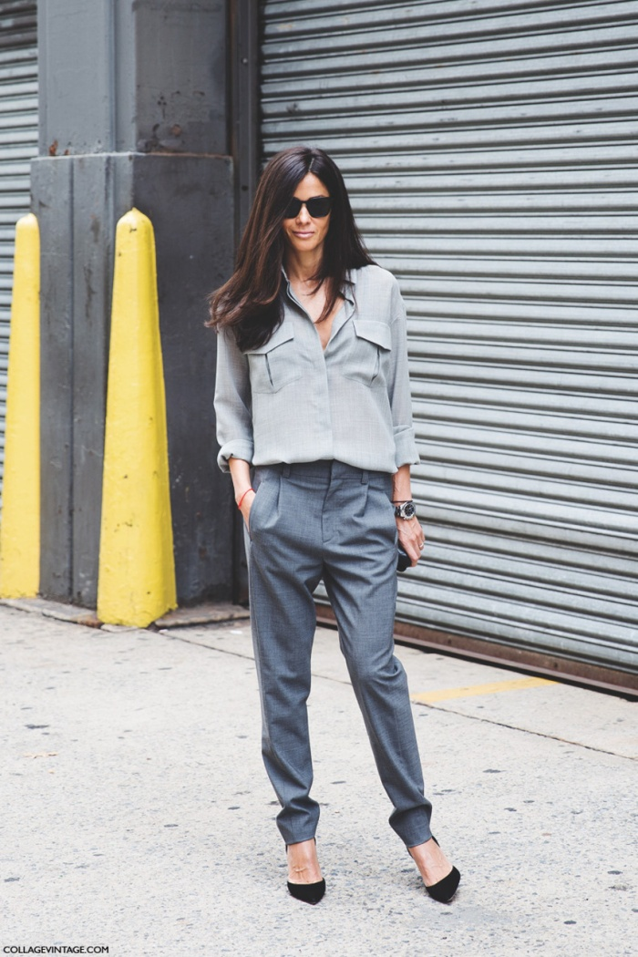 blog_New_York_Fashion_Week_Spring_Summer_15-NYFW-Street_Style-Barbara_Martello-Grey_Outfit-