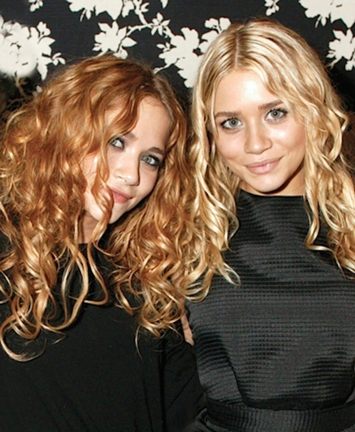 blog_Olsens-Anonymous-Blog-Mary-Kate-And-Ashley-Olsen-Hair-Inspiration-Defined-Curls-Flirty-Makeup-Sweater-Textured-Dress-Beauty