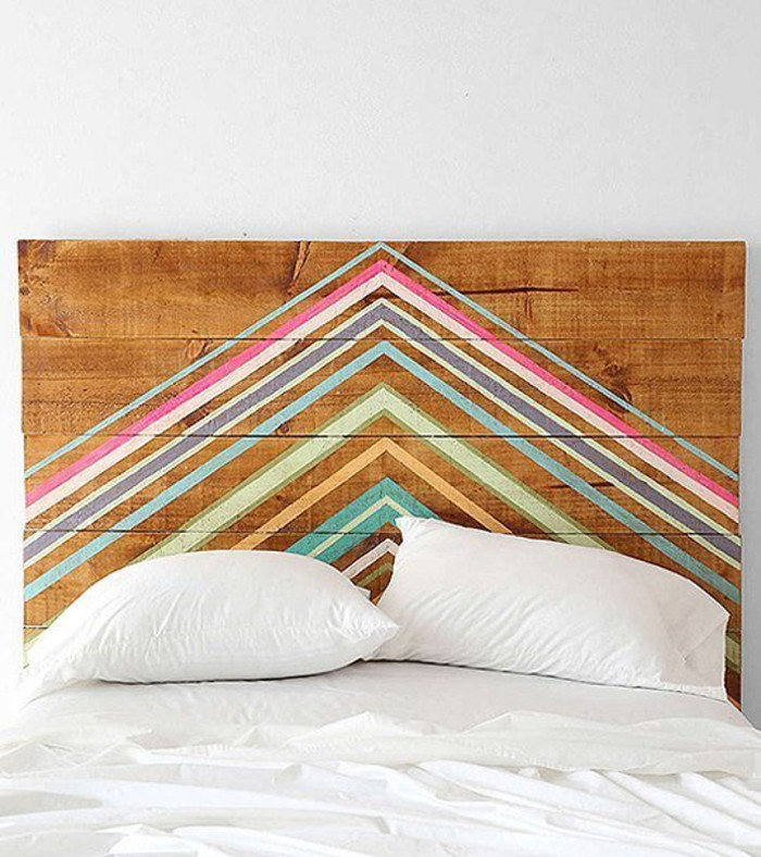 blog_wood painted line headboard