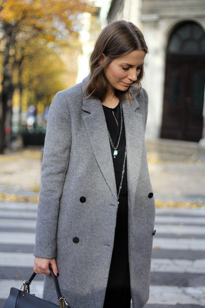 blog_vanja, fashion and style blog, elle serbia, work wear column, from day to night outfit ideas, zara coat