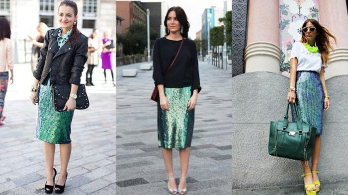 blog_green emerald sequin skirt hm