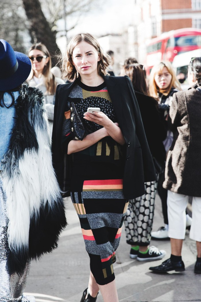 blog_London_Fashion_Week_Fall_Winter_2015-Street_Style-LFW-Collage_Vintage-Striped_Dress--790x1185