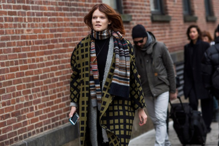 NYFW FW2015 day 1, New York, models