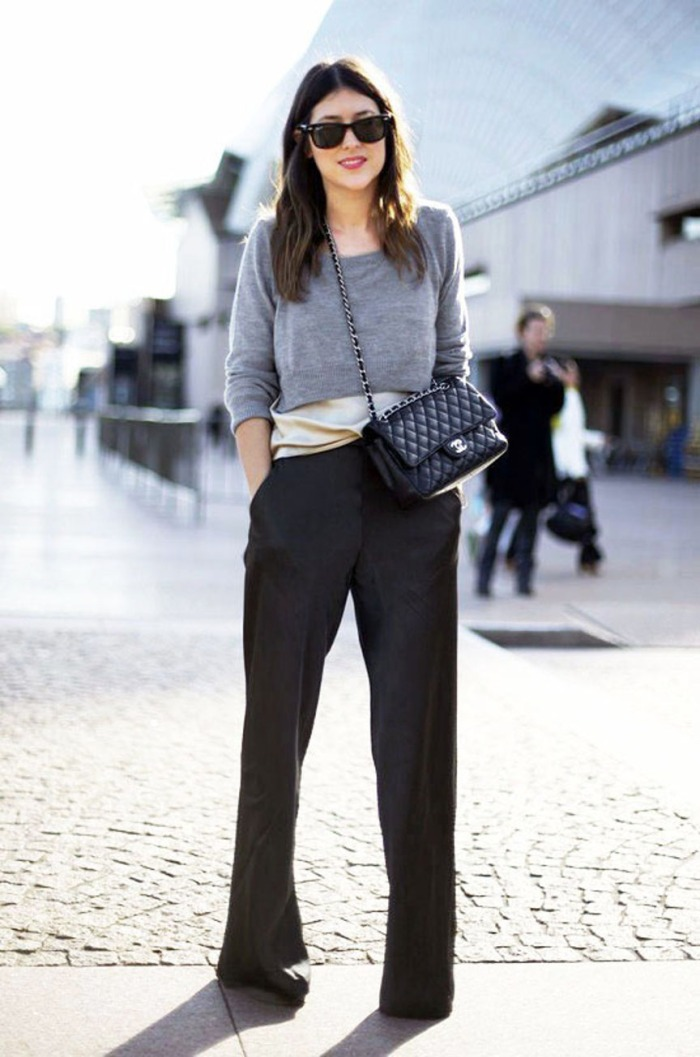 blog_Le-Fashion-Blog-Sydney-Street-Style-Cropped-Sweater-Silk-Top-Wide-Leg-Pants-Chanel-Cross-Body-Bag-Work-Wear-Via-Street-Peeper-2
