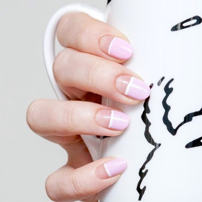 blog_Le-Fashion-Blog-Minimal-Nail-Art-Baby-Pink-Nail-Polish-White-Striped-Manicure-Inspiration-Via-Sephora